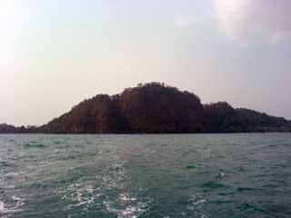 Karang Gede - Pulau Sanghyang